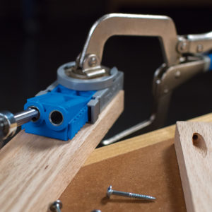 Jointing Systems - Pocket Hole Jigs