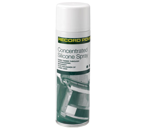 CWA195 Silicone Spray 500ml