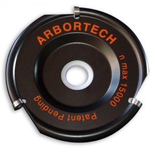Arbortech Power Carving