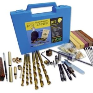 Pen Turning Kits, Tools & Spares