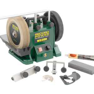 Record Power Grinders / Sharpening
